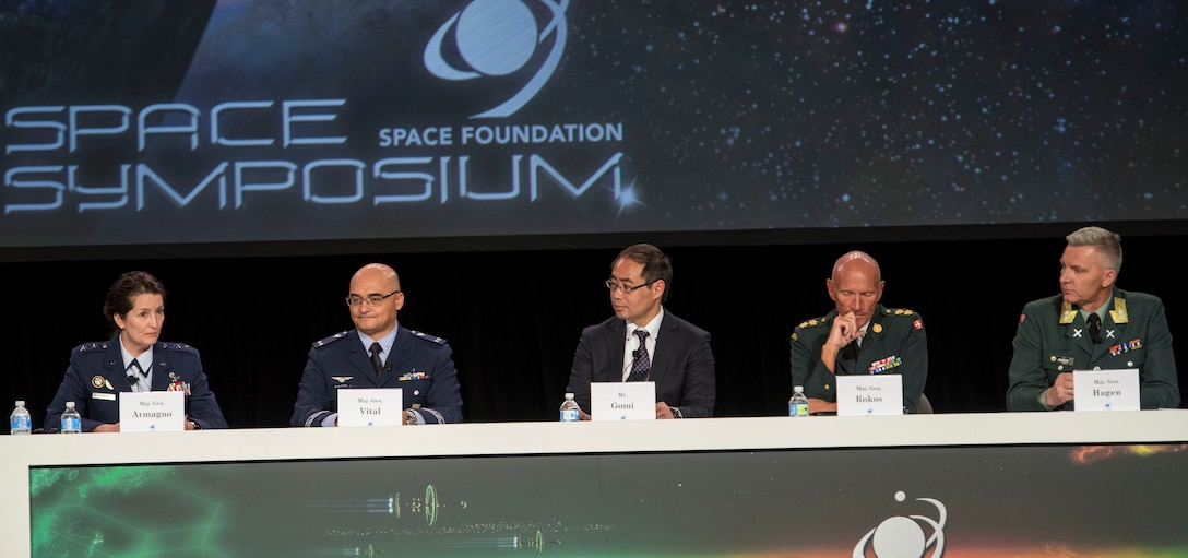 Air Force leads innovation at 34th Space Symposium