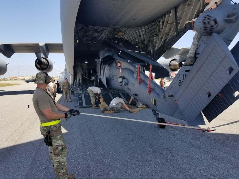 920th Rescue Wing maintenance team prepares for Red Flag Rescue