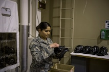 Rank and Name: Airman 1st Class Gisel Partida