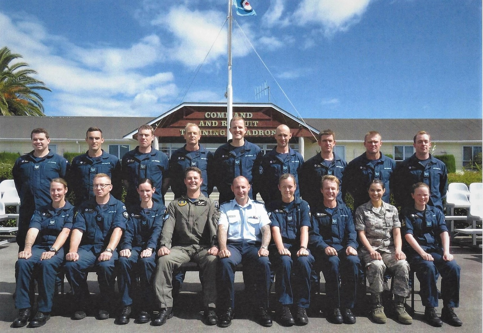 324th IS Airman brings leadership skills from RNZAF to Hickam