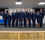 153rd Holds Combined Graduation and Induction Ceremony