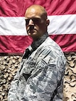 Senior Airman Kirk Laytart, 87th Aerial Port Squadron, is the 445th Airlift Wing Airman of the Quarter, first quarter.