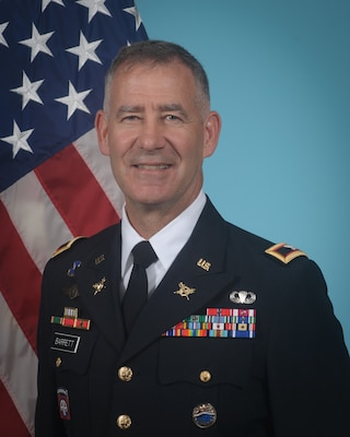 Colonel Sean G. Barrett