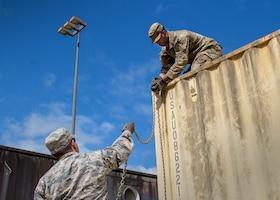 69 APS cargo training