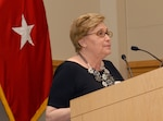 Second generation Holocaust survivor shares story with NSA Philadelphia employees