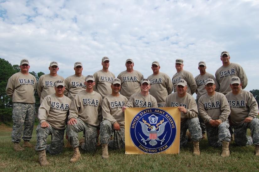 USAR Rifle Shooting Team 2012