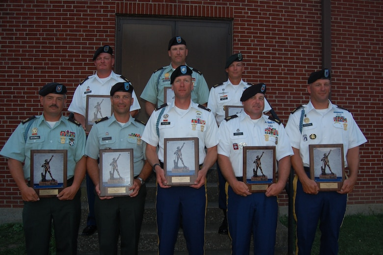 USAR Rifle Shooting Team 2012