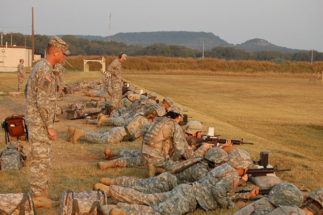 US Army Reserve Shooting Team: Serving The Force