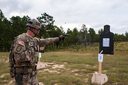 2015 FORSCOM Marksmanship Competition