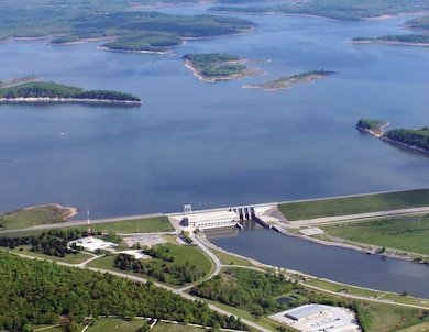 Truman Lake is the largest flood control reservoir in Missouri, with a storage capacity of more than 5 million acre-feet - an acre-foot equals 325,000 gallons. At normal pool, the Lake has a surface area of about 55,600 acres – this surface area can grow to over 200,000 acres at the top of the flood control pool. During periods of flooding, Truman Lake, operating in conjunction with other reservoirs, helps protect the lower Osage, Missouri and Mississippi River floodplains.