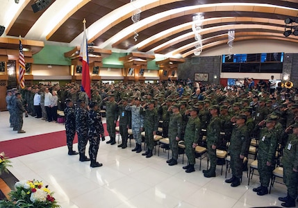 US and Filipino Soldiers to Strengthen Alliance at BK18