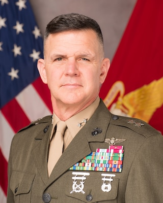John M. Jansen, USMC, Commandant, The Dwight D. Eisenhower School for National Security and Resource Strategy