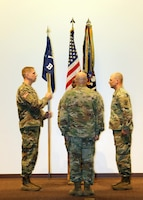 Army Reserve Soldier takes command of Infantry Basic Officer Leaders Course at Fort Benning