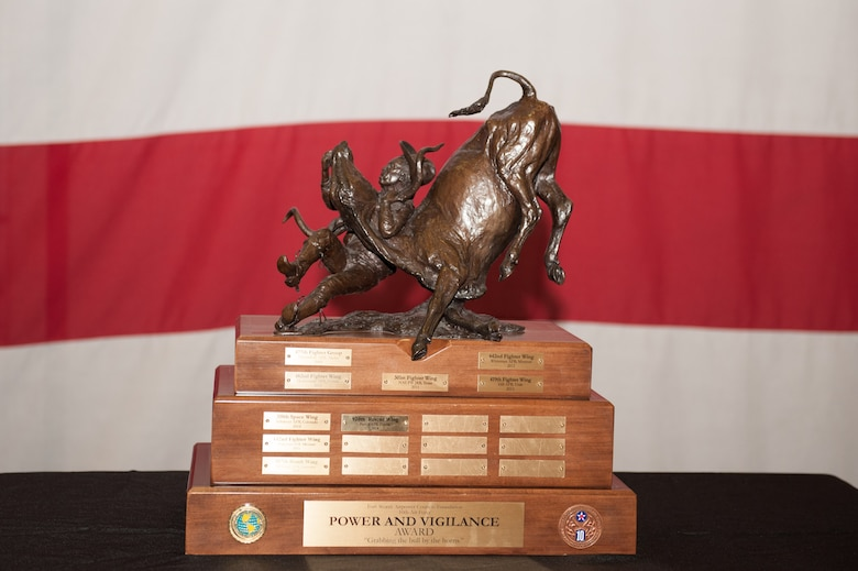 "The Power and Vigilance Award is presented to the Tenth Air Force unit which best exhibits the Numbered Air Force's vision as ""The premier provider of affordable, integrated, flexible and mission-ready Reserve Citizen Airmen to execute power and vigilance in support of U.S. National Security."""