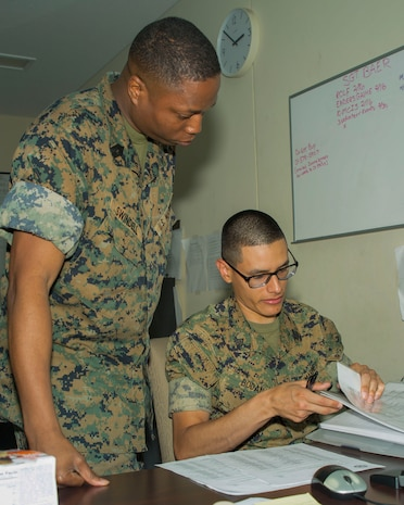 MAG-12 squadrons, Marines awarded for aviation excellence