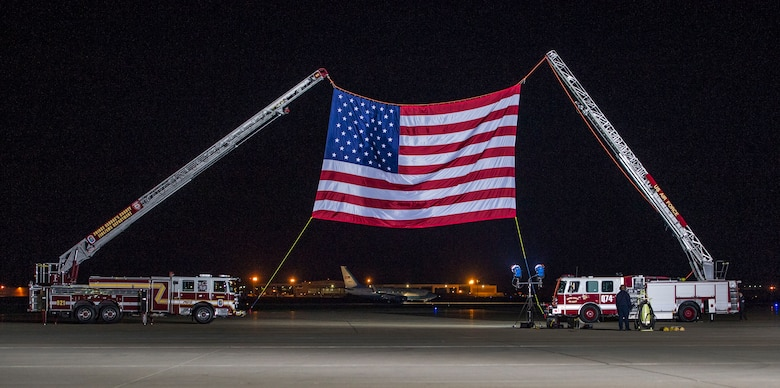 Flag over Flightline