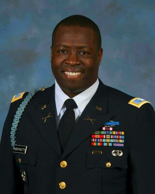 Colonel Voris W. McBurnette, Director, CASL