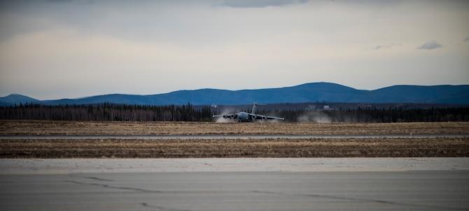 EIELSON AIR FORCE BASE, Alaska