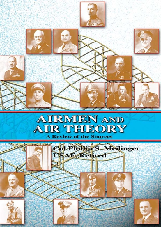 Book Cover - Airmen and Air Theory
