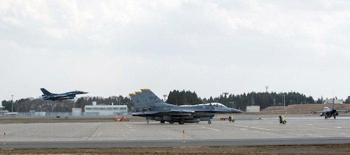 US, Japan bilateral bond shown through dissimilar air combat tactics operations