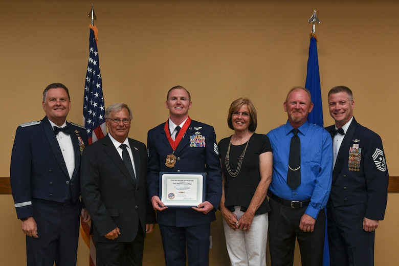 Outstanding Airman recognized