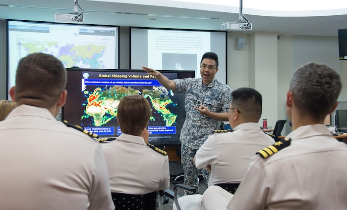 US, Singapore Navy Staff Talks Bolster Readiness and Partnership in Indo-Pacific Region