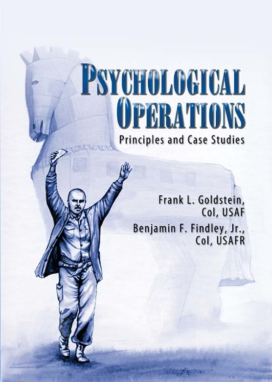 Book Cover - Psychological Operations