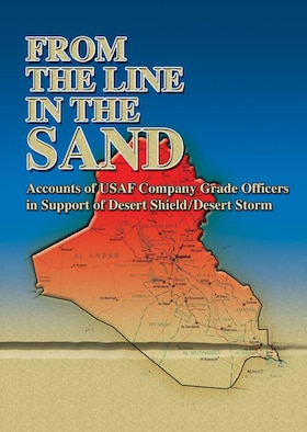 Book Cover - From the Line in the Sand