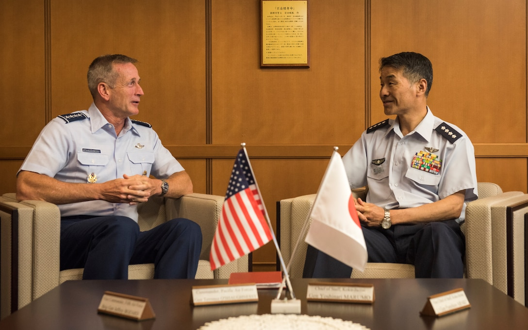 PACAF commander highlights strategic importance of region
