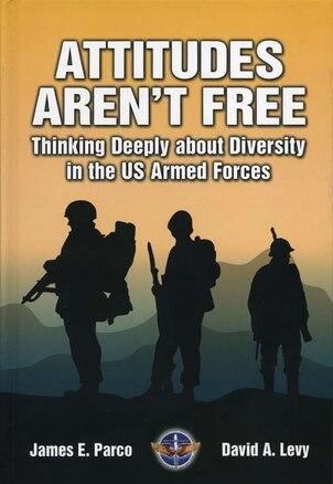 Book Cover - Attitudes Aren't Free