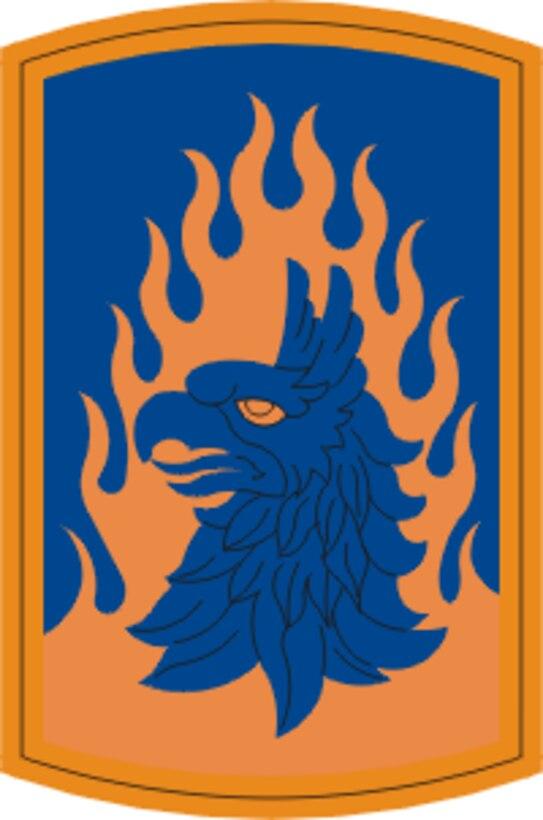 12th Combat Aviation Brigade Crest