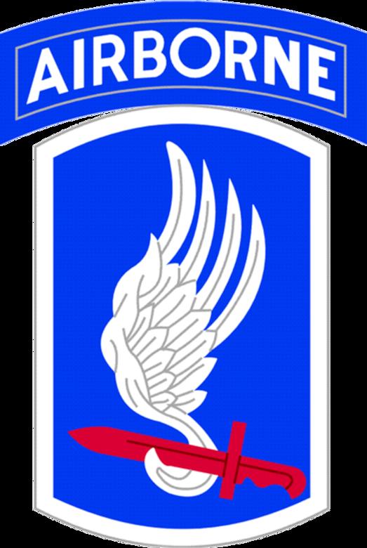 173rd Airborne Brigade (Airborne) Crest