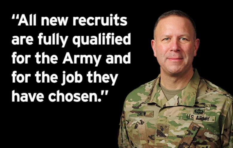 Army clarifies misperceptions about recruiting waivers