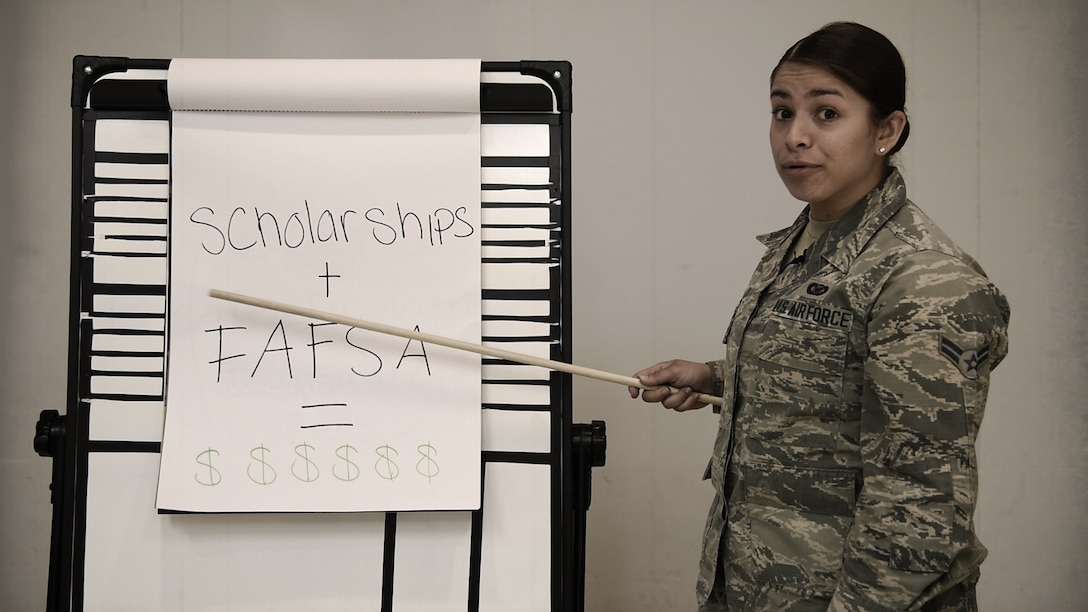 Did you know that Active Duty members are eligible for up to $4500 in Tuition Assistance each year? Or that children of Active Duty members in Arizona are eligible for a scholarship to help cover the cost of private school?