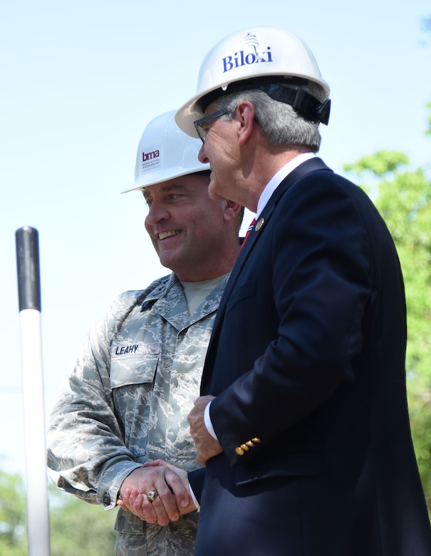 Division Street Gate Groundbreaking Ceremony
