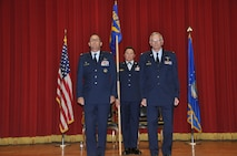 Colonel Abson Assumption of Command, 452 AMW/MDG