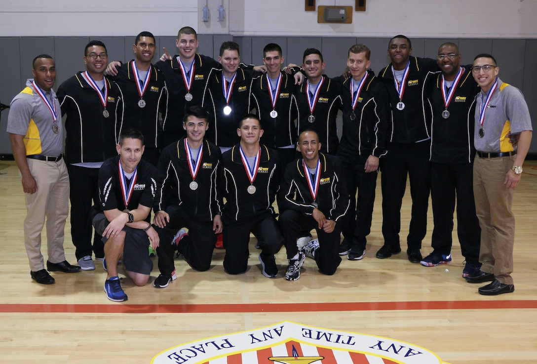 2018 Armed Forces Volleyball