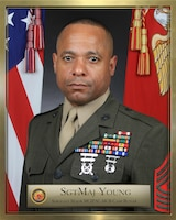 Sergeant Major Vincent F. Young
