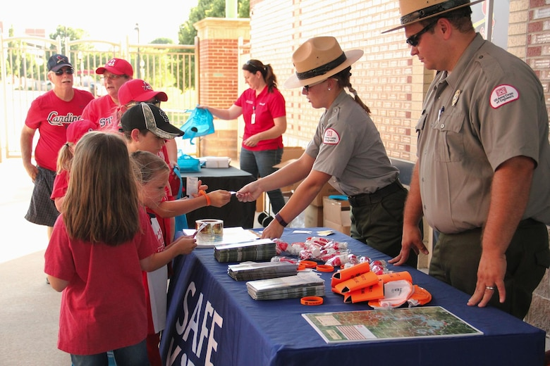 To help share the importance of water safety, we rely on the public, our water safety rangers and our partners to assist in getting the word out. This year we will attend several events conducting water safety outreach across four states.