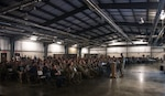 About 800 cyber warriors gathered to participate in the Cyber Shield 2018 cybersecurity exercise at Camp Atterbury Ind.