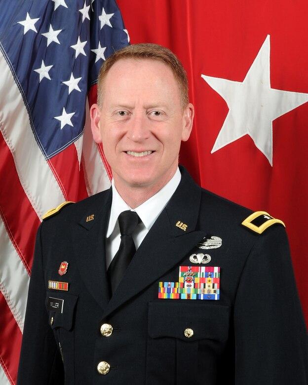 BG Brian Miller Deputy Commanding General