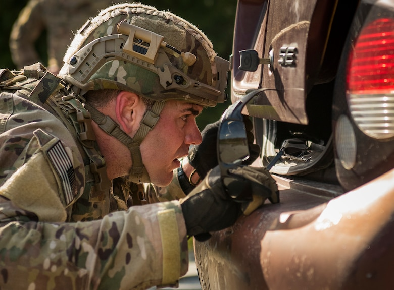 EOD Warfighter Challenge