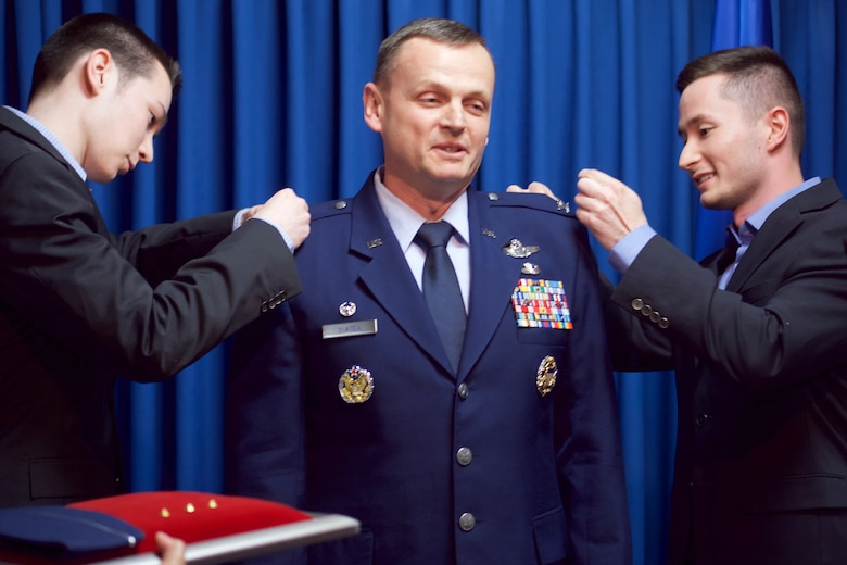 176th Wing commander promoted to brigadier general.