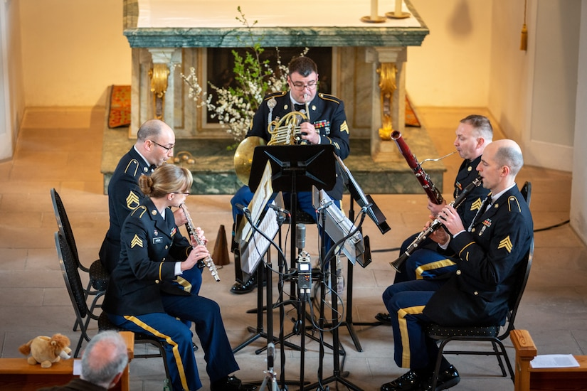 Woodwind Quintet in Winnweiler