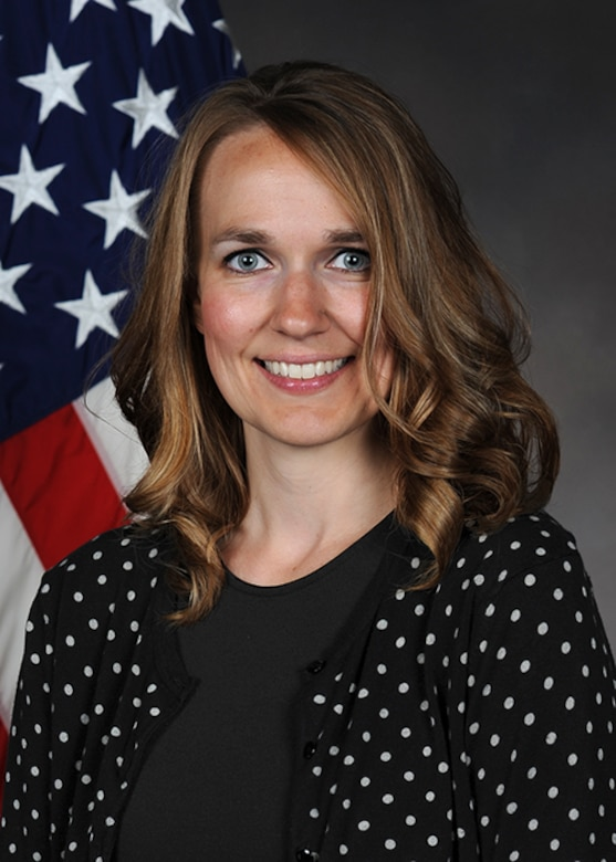 Dr. Jessica Salyers, Deputy Executive Director of the Air Force Research Laboratory. (Courtesy photo)