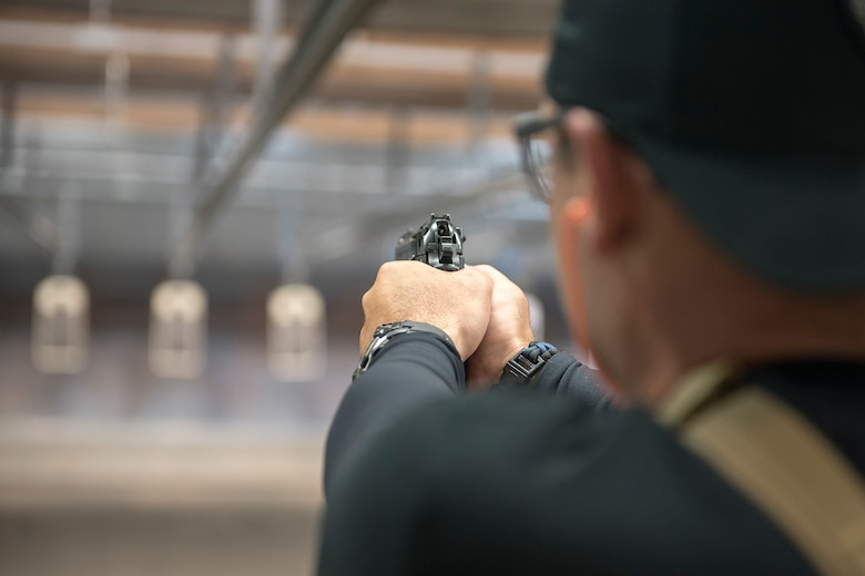 Police Week: CATM hosts pistol shooting competition