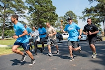 Police Week: 5K torch run