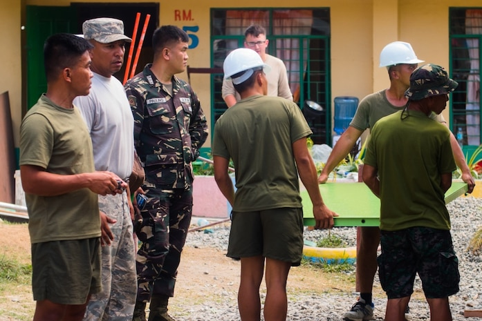 Balikatan 18: U.S. and Philippine Engineers Partner to Finish First