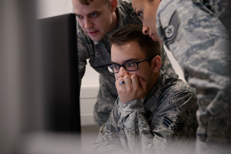 Ensuring information is accurate, complete, and secure: USAFE-AFAFRICA's first cyber-only exercise is called to a close.