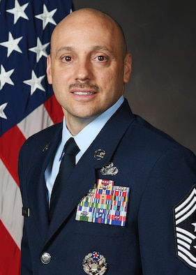 Chief Master Sgt. Stephen A. Arbona - Command Chief Master Sergeant